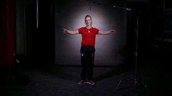 Big Ten Conference TV Spot, 'Faces of the Big Ten: Hannah Bond' - Thumbnail 3
