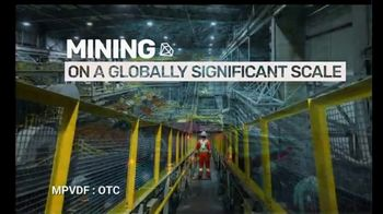 Mountain Province Diamonds TV Spot, 'Globally Significant Scale' - Thumbnail 5