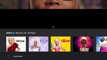AT&T TV TV Spot, 'Find RuPaul' Featuring RuPaul - Thumbnail 3