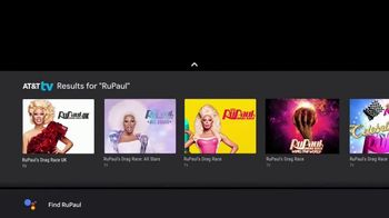 AT&T TV TV Spot, 'Find RuPaul' Featuring RuPaul - Thumbnail 4
