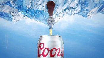 Coors Light TV Spot, 'Tap Into Mountain Cold Refreshment' Song by Berry Lipman Singers - Thumbnail 6