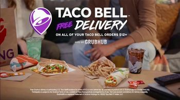 Taco Bell TV Spot, 'Stay In: Free Delivery' - Thumbnail 6