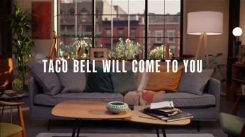 Taco Bell TV Spot, 'Stay In: Free Delivery' - Thumbnail 3