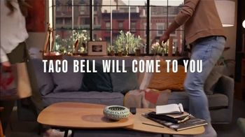 Taco Bell TV Spot, 'Stay In: Free Delivery' - Thumbnail 4