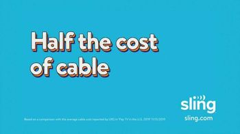 Sling TV Spot, 'Ankle Bracelet: Limited Time Offer' Featuring Maya Rudolph - Thumbnail 8