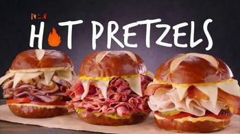 Togo's Hot Pretzel Sandwiches TV Spot, 'They're Back' - Thumbnail 9
