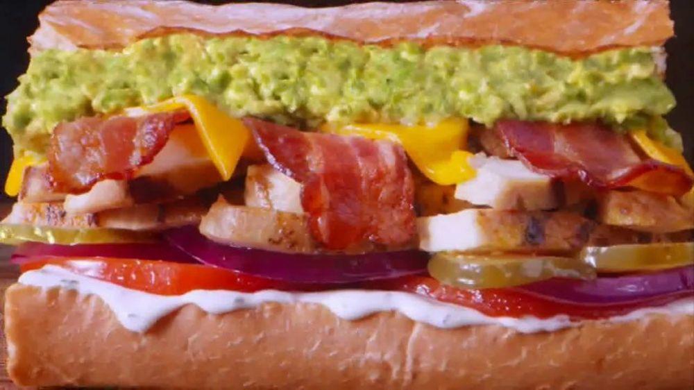 Togo's Hot Chicken Trio TV Commercial, 'New Sandwiches'