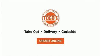 Togo's Hot Chicken Trio TV Spot, 'New Sandwiches' - Thumbnail 9
