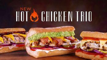 Togo's Hot Chicken Trio TV Spot, 'New Sandwiches' - Thumbnail 8