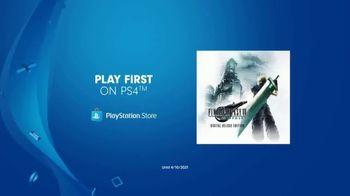 Final Fantasy VII Remake TV Spot, 'A Touching Reunion' - Thumbnail 8