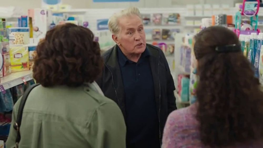 SingleCare TV Commercial, 'Martin Sheen on a Mission to Tell People How to Save on Prescriptions'