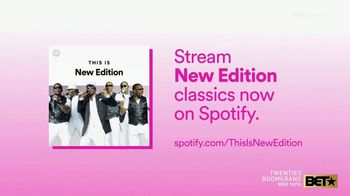 Spotify TV Spot, 'Candy Girl' Song by New Edition - Thumbnail 5