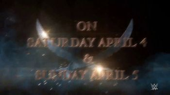 DIRECTV TV Spot, 'WWE WrestleMania 36'