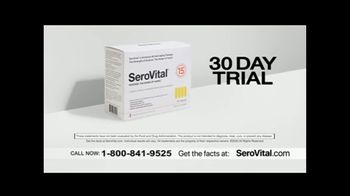 SeroVital TV Spot, 'Breakthrough' Featuring Kym Douglas - Thumbnail 6