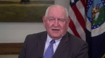 United States Department of Agriculture TV Spot, 'Uncertain Times' Featuring Sonny Perdue