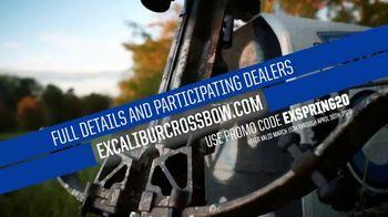 Spring Into Excalibur Crossbow TV Spot, 'Folks' - Thumbnail 10