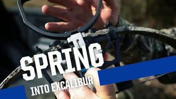 Spring Into Excalibur Crossbow TV Spot, 'Folks'