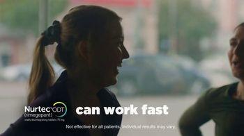 Nurtec TV Spot, 'Hustle' - Thumbnail 7
