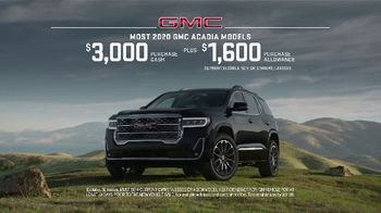 2020 GMC Acadia TV Spot, 'Weekend Starts Now' Song by Sugar Chile Robinson [T2] - Thumbnail 7