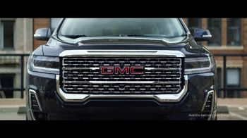 2020 GMC Acadia TV Spot, 'Weekend Starts Now' Song by Sugar Chile Robinson [T2] - Thumbnail 1