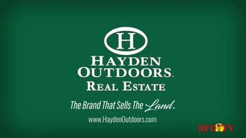 Hayden Outdoors TV Spot, 'Purchase Your Next Property' - Thumbnail 7