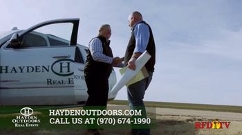 Hayden Outdoors TV Spot, 'Purchase Your Next Property'