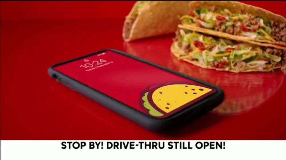 Taco John's TV Commercial, 'Blowing up Your Phone'