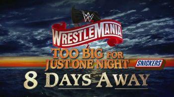 WWE TV Spot, 'WrestleMania 36' - Thumbnail 9