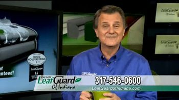LeafGuard of Indiana Spring Blowout Sale TV Spot, 'Water Damage' - Thumbnail 9
