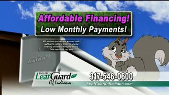 LeafGuard of Indiana Spring Blowout Sale TV Spot, 'Water Damage' - Thumbnail 7