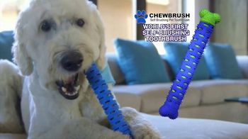 Chewbrush TV Spot, 'Poor Pet Dental Care'