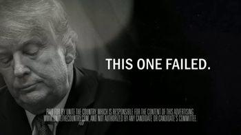 Unite the Country TV Spot, 'Crisis Comes' - Thumbnail 9