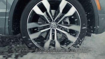 2020 Volkswagen Tiguan TV Spot, 'Road Conditions' [T2] - Thumbnail 1