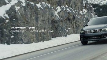 2020 Volkswagen Tiguan TV Spot, 'Road Conditions' [T2] - Thumbnail 6