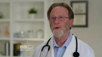 Healthvana Hydroclean Hand Sanitizer TV Spot, 'Kills 99.9 Percent of Germs: $14.99' - Thumbnail 7