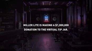 Miller Lite TV Spot, 'Every Virtual Tip Helps'