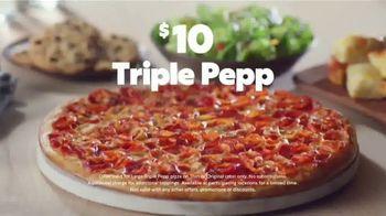 Papa Murphy's Pizza Triple Pepp TV Spot, 'All In: $10' - Thumbnail 9