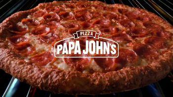 Papa John's TV Spot, 'Quality Sealed'