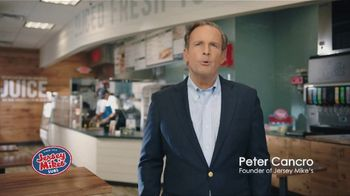 Jersey Mike's TV Spot, 'Our Family'