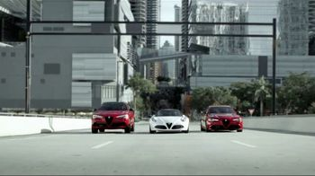 Alfa Romeo Spring Acceleration Event TV Spot, 'Accelerate All Your Senses' [T2] - Thumbnail 1