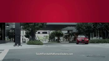 Alfa Romeo Spring Acceleration Event TV Spot, 'Accelerate All Your Senses' [T2] - Thumbnail 2