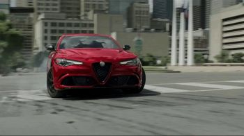 Alfa Romeo Spring Acceleration Event TV Spot, 'Accelerate All Your Senses' [T2] - Thumbnail 3