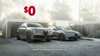 Alfa Romeo Spring Acceleration Event TV Spot, 'Accelerate All Your Senses' [T2] - Thumbnail 5