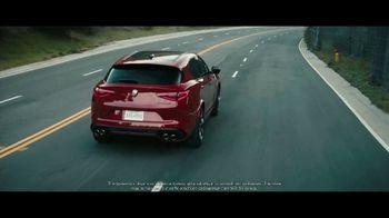 Alfa Romeo Spring Acceleration Event TV Spot, 'Type A: Stelvio' Featuring Alexander Skarsgård [T2] - 669 commercial airings