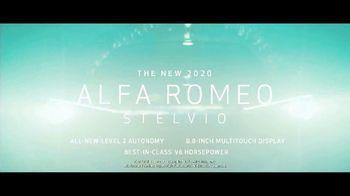 Alfa Romeo Spring Acceleration Event TV Spot, 'Type A: Stelvio' Featuring Alexander Skarsgård [T2] - Thumbnail 8