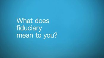 Charles Schwab TV Spot, 'Definition of Fiduciary' - Thumbnail 1