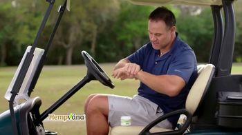Hempvana Pain Relief Cream TV Spot, 'It's That Simple' Featuring Mike Alstott - Thumbnail 4