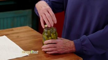 Hempvana Pain Relief Cream TV Spot, 'It's That Simple' Featuring Mike Alstott - Thumbnail 5