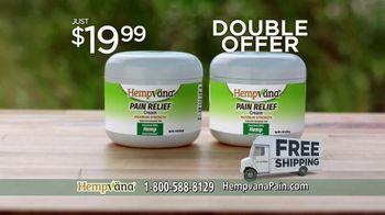 Hempvana Pain Relief Cream TV Spot, 'It's That Simple' Featuring Mike Alstott - Thumbnail 8