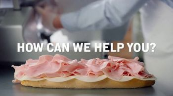 Jersey Mike's TV Spot, 'How Can We Help You'
